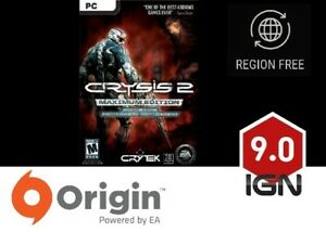 Crysis-2-Maximum-Edition-PC-Origin-Download-Key-FAST-DELIVERY