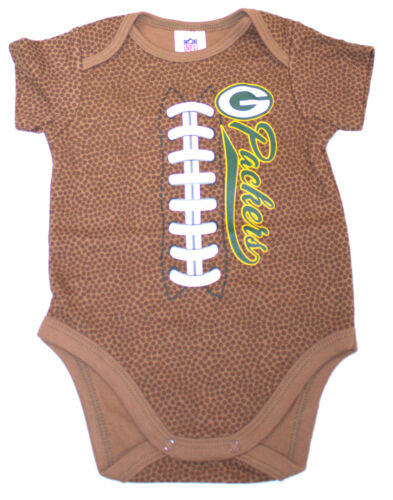 Green Bay Packers 2018 Football Bodysuit