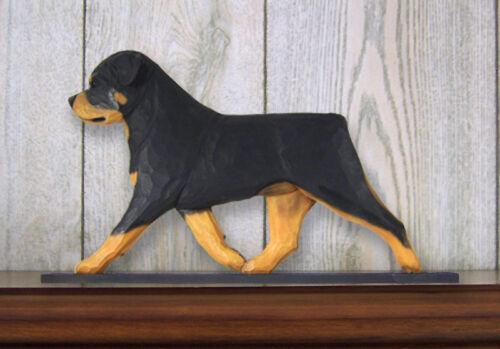 Rottweiler Sign Plaque Wall Decor