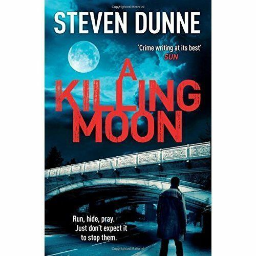 1 of 1 - A Killing Moon (DI Damen Brook)-ExLibrary