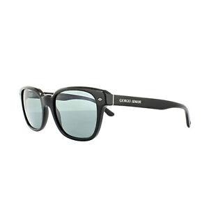 6483b1311bbe Image is loading Giorgio-Armani-Sunglasses-AR8067-5017R5-Black-Grey