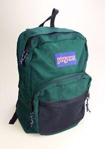 Vintage-90-039-s-JANSPORT-USA-Large-18-034-Student-Backpack-Daypack-Travel-Carry-On