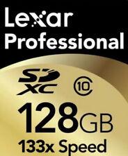Lexar 128GB SD Card SDXC Memory Professional Class 10