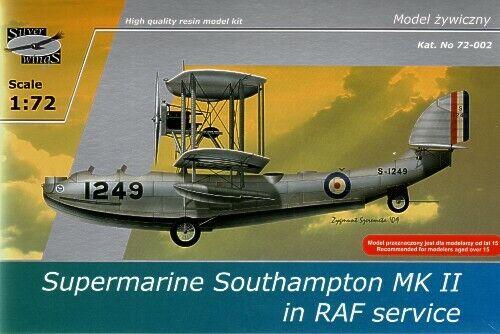 argento Wings 1 72 Supermarine Southampton Mk.II nel servizio RAF