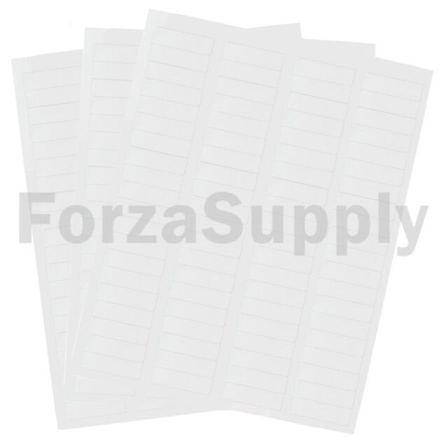 1200 1 3 4 x 1 2 ecoswift laser address adhesive labels 80 per