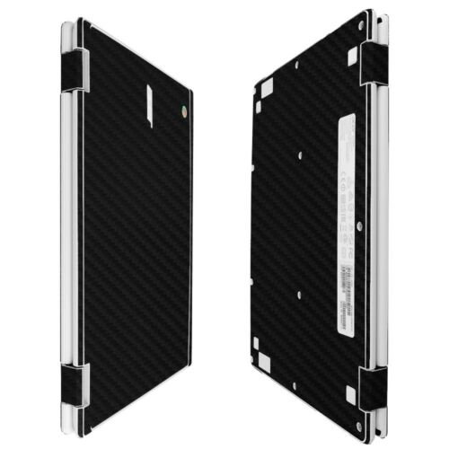 Skinomi Carbon Fiber Skin Protector for Acer Chromebook 11 CB3-131