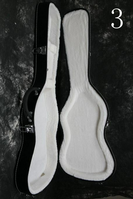 Factory Store Electric Guitar Hardcase Holz mehr Stil kann wählen