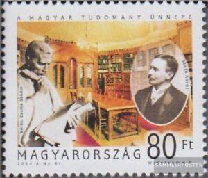 Ungarn-4991-kompl-Ausg-postfrisch-2004-Wissenschaftler