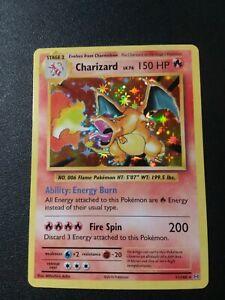 Pokemon XY Evolutions Charizard 11/108 Rare Holo Card Never Played! PSA?
