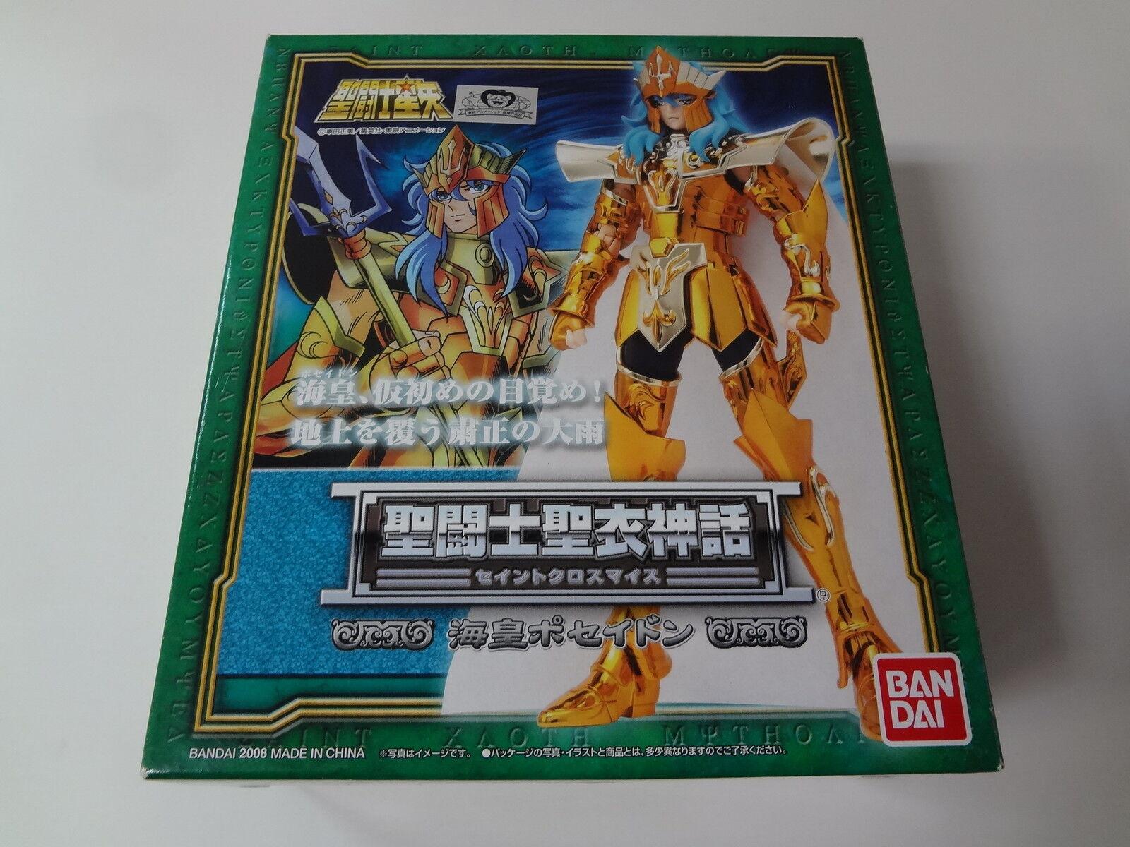 Poseidon Julian Solo Bandai Saint Seiya Cloth Myth Japan NEW