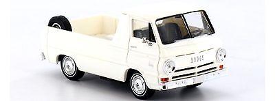 Brekina 34326-1//87 DODGE a 100 Pick-Up Bianco TD-NUOVO