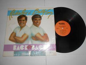 LP- Richie Ray & Bobby Cruz - Back to Back | eBay