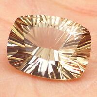 Gold Pink Oregon Sunstone 5.98ct Flawless-beautiful Jewelry-perfect Cut