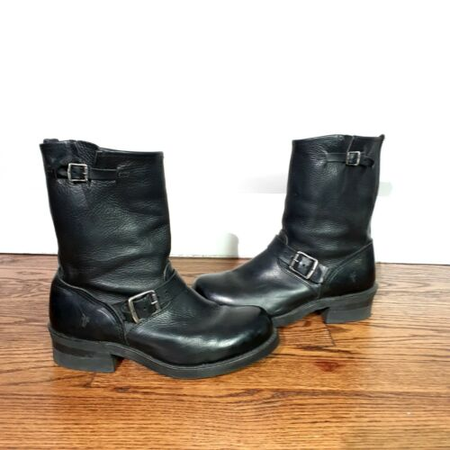 Frye Mens Engineer 12R Boot Size 9 77500
