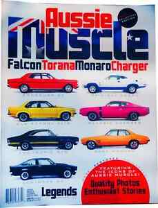 Aussie-Muscle-Magazine-Falcon-GT-Torana-SLR-SS-Monaro-GTS-Charger-Ford-Cobra