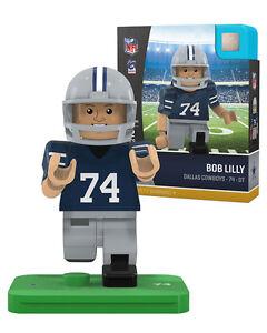 BOB LILLY #74 DALLAS COWBOYS NFL LEGEND OYO MINIFIGURE BRAND NEW