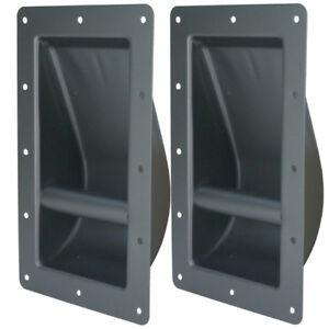 metal bar handles 2 pieces penn elcom h1070 for guitar speaker cabinets 799475654114 ebay. Black Bedroom Furniture Sets. Home Design Ideas