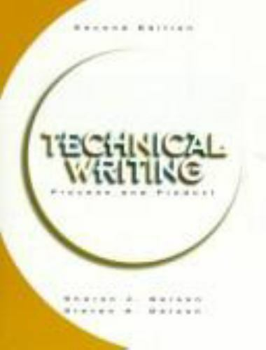 Technical Writing by Sharon J. Gerson; Steven M. Gerson