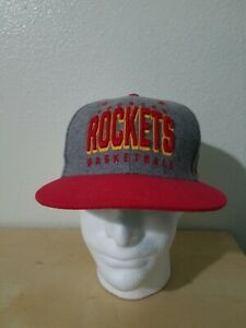 cozy fresh new collection best selling Vintage Houston Rockets NBA Forty Seven 47 Brand Grey Red Mens ...