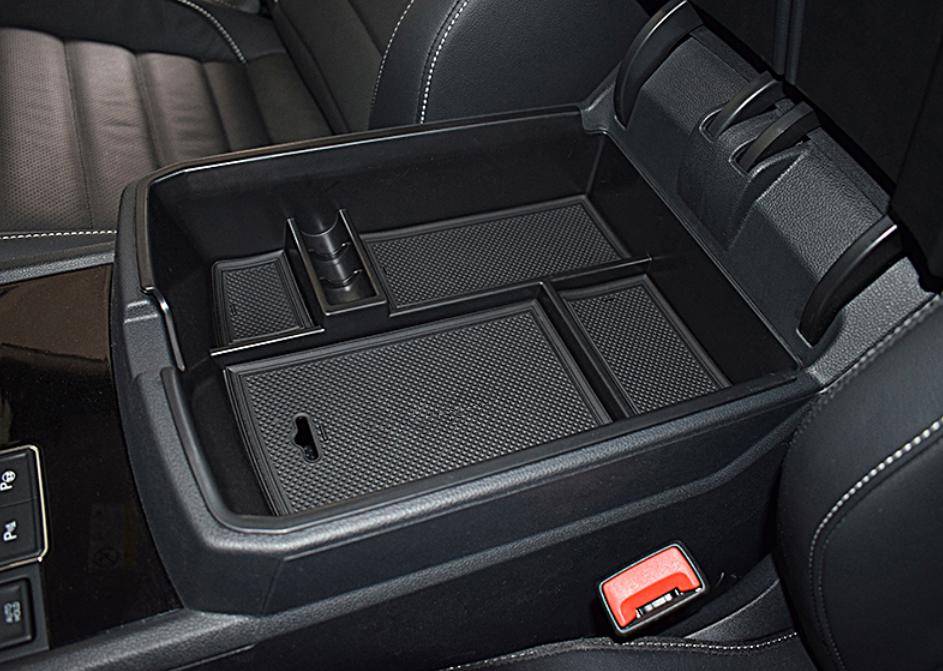 For VW Teramont Atlas 2017 2018 Car Center Console Armrest Storage Box Organizer