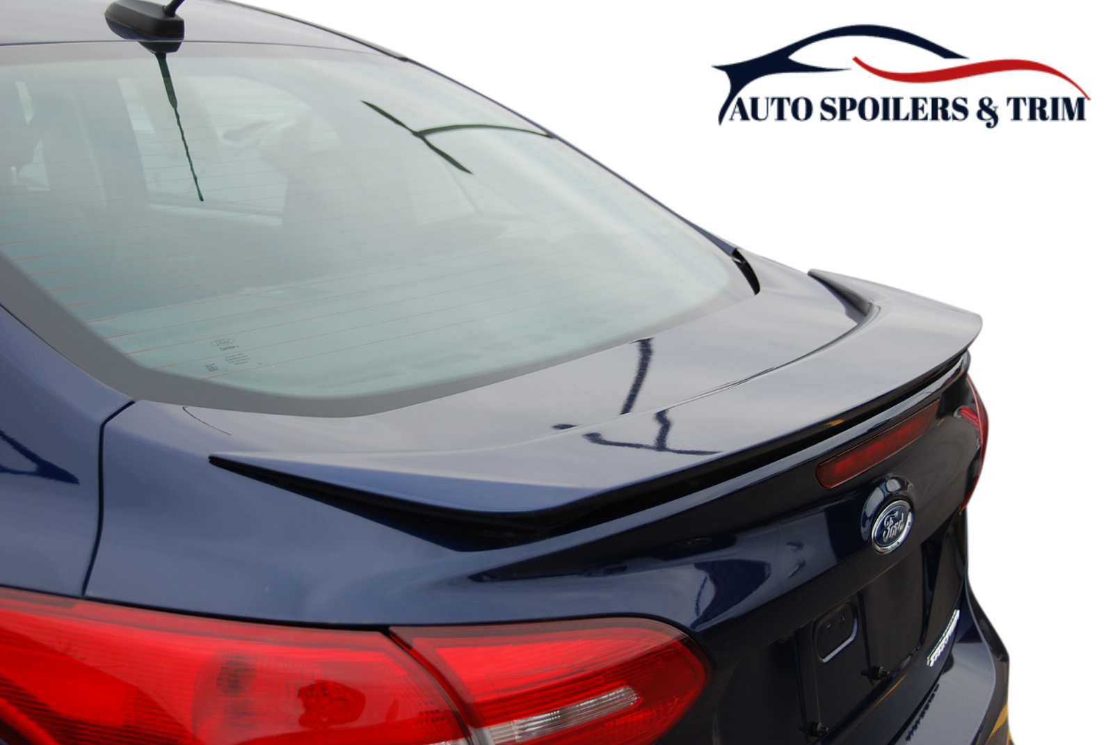 Fits OE Factory Style Painted Spoiler Wing Sterling Gray Metallic Clearcoat UJ