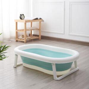 Newborn-Baby-Bath-Tub-Large-Portable-Foldable-Bath-Tub-for-Baby-Green