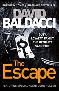The Escape (John Puller Series) By David Baldacci. 9781447225362