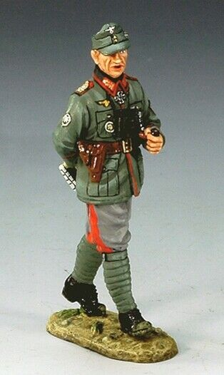 KING & COUNTRY WW2 GERMAN ARMY WS128 GENERAL EDUARD DIETL MIB