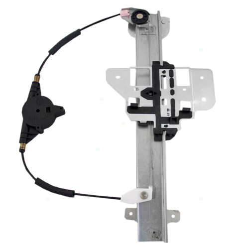 Power Window Lift Regulator fits 95-97 Lincoln Town Car Driver Rear F5VY5427009A