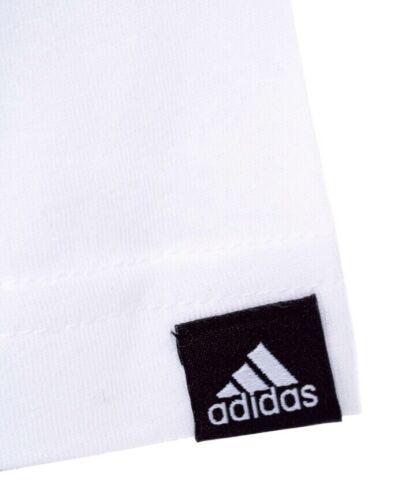 Boys Adidas T shirt Junior Top Age UK 7-14 Years