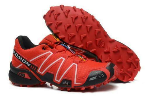 Herren Outdoorschuhe Schuhe Salomon Speedcross 3  Laufschuhe Wandernschuhe 40-46