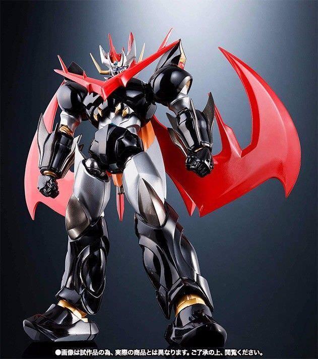 Súper Robot Cogokin Shin Mazinger Zero Estupendo Mazinkaiser Figura Bandai Nuevo