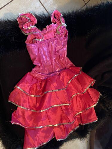 ballet leotard Pink