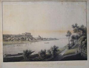 Carl-Gottlob-Honest-Johann-Wizani-Pirna-Castle-Sunstone-Elbe-Saxony-Flosser