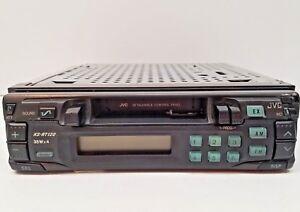 Vintage-JVC-Car-Stereo-Cassette-Tape-Player-AM-FM-Receiver-KS-RT120-Very-Rare