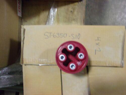 "3-1//4 /"" X 3-1//2/"" ROUND. 7GINS-4640-15 STANDOFF INSULATOR ST6350-S10 4 X2"