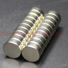 Lots 50100pcs 10mm X 4mm Disc Strong Magnets Disc Rare Earth Neo Neodymium N50