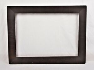 Antique-Ogee-Style-Mahogany-Wood-Veneer-Picture-Frame-14-034-x-10-034
