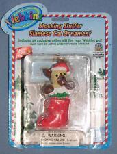 Webkinz Stocking Stuffer Siamese Christmas Ornament NWT **SPEEDY Shipping!**