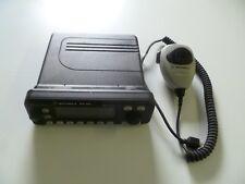 Motorola Mcs2000 800 Mhz Two Way Radio With Hand Mic M01ugm6pw6bn