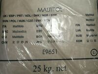 Maltitol Powder -1.0 Lb, Low Calorie Sugar Substitute, 80% Of The Sweetness