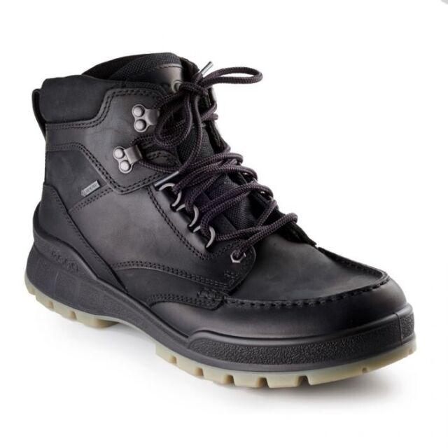 Ecco Men's Core Tex Track 25 High Black