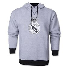 Real Madrid Hoodie Pullover Jacket Rm Official Authentic XL