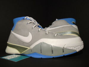 36d3807f73ec 2006 Nike ZOOM KOBE I MINNEAPOLIS MPLS LAKERS 1 FLINT GREY WHITE UNC ...
