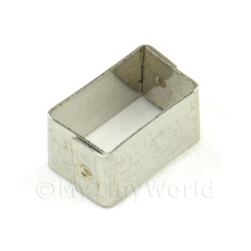 7 mm Tiny Métal Forme Rectangulaire Sugarcraft//Clay Cutter