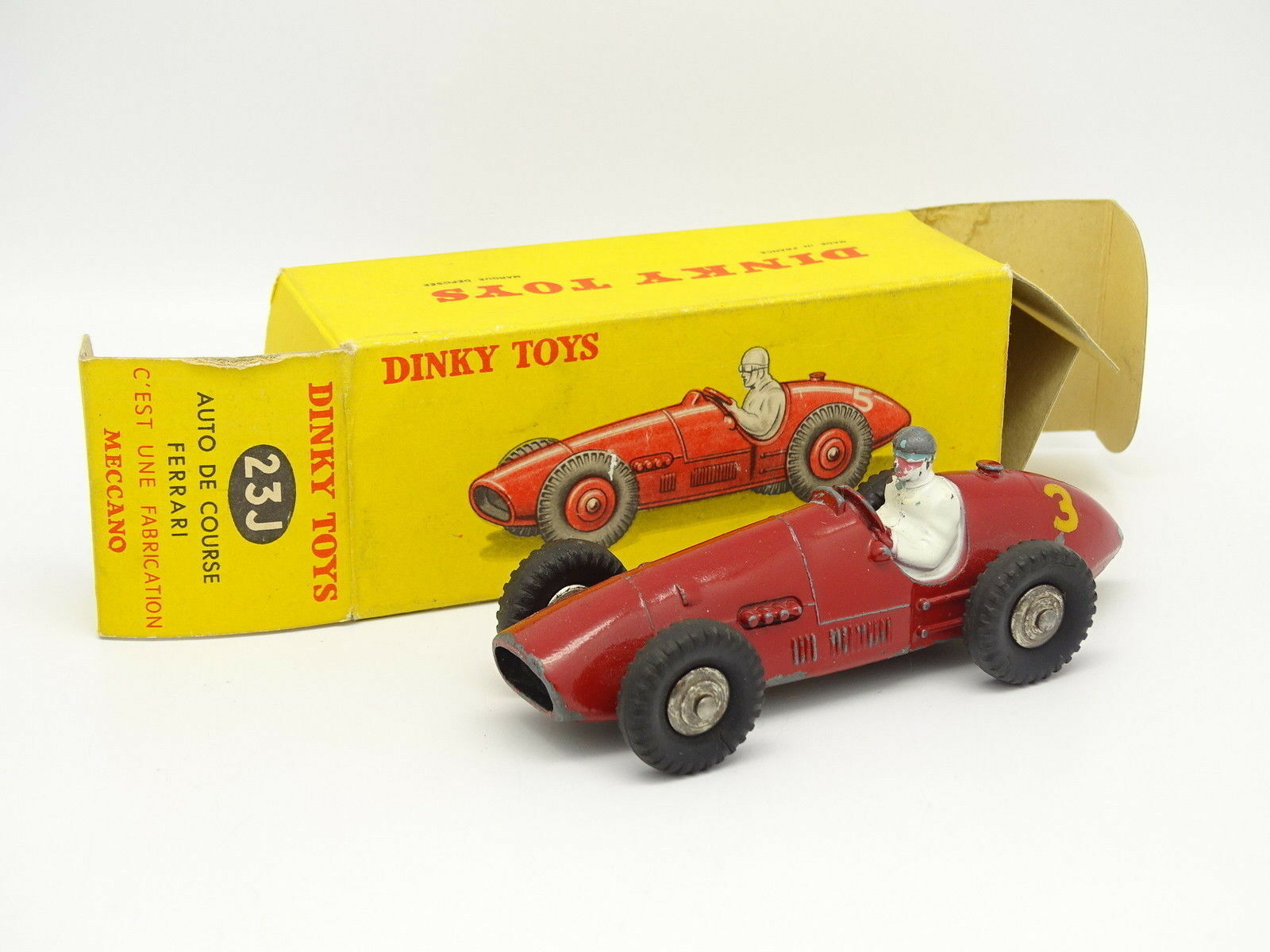 Dinky Toys France 1 43 - Ferrari F1 23J N°3