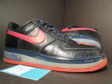 33b2904adb 2007 Nike Air Force 1 SUPREME MAX 07 PARIS BLACK RED ROYAL BLUE 316666-061