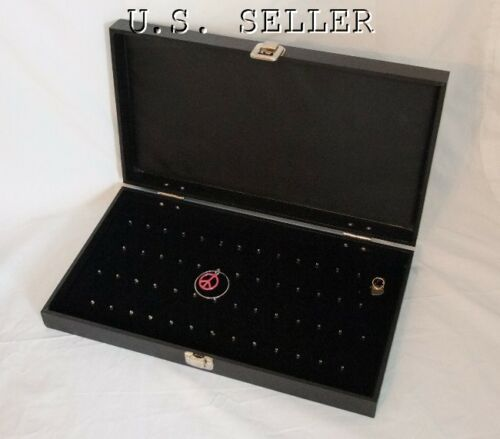 Traveling 54 Hook Pendant//Body Jewelry//Earring Display Case