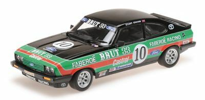 Vendita Economica Ford Capri 3.0 Stuart Graham 2nd Place Oulton Park Bscc 1979 1:18 Model