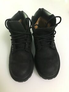 Kids' Clothing, Shoes & Accs Unisex Shoes Timberland 6 Inch Premium Baby Toddlers Boots Black 12807